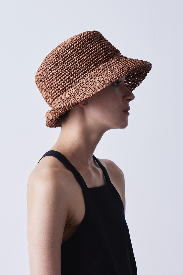 【La Maison de Lyllis】JUICE CLOCHE-brown