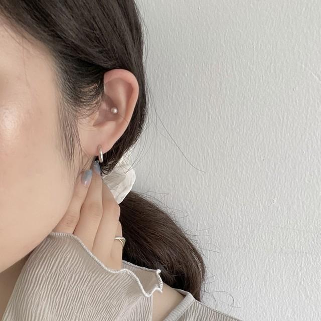 first(silver925/pierce)