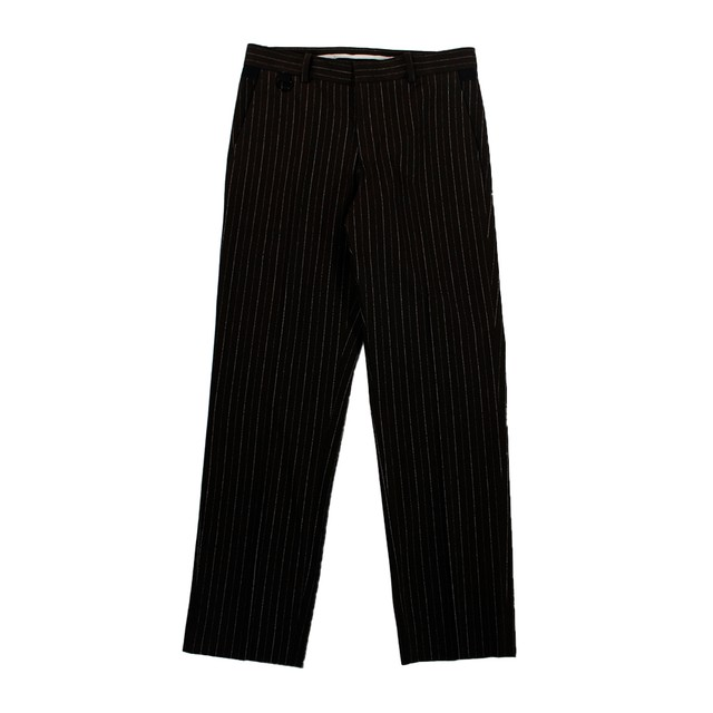 SHEBA Stripe Brown Pants