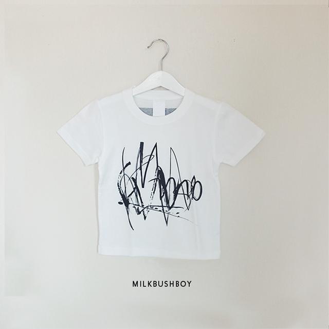 baby + kids t-shirt 【musique】