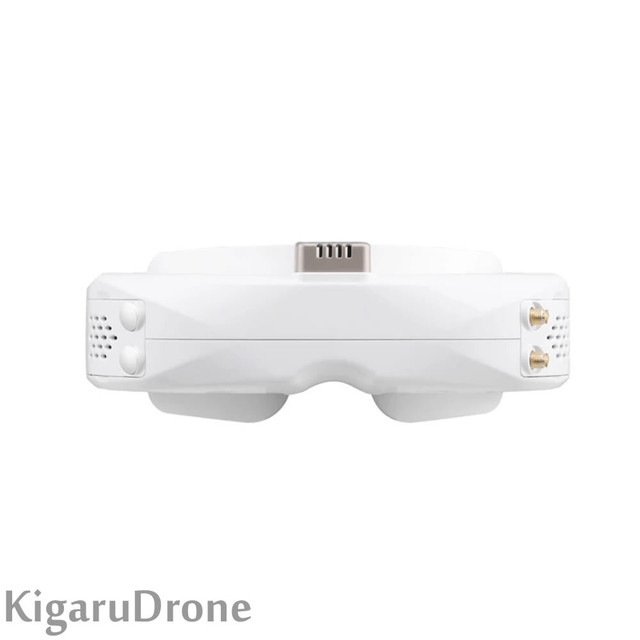 Skyzone SKY04L SteadyView Receiver LCOS 1280X960 FPV Goggles(DVR付)ゴーグル専用バッテリーサービス