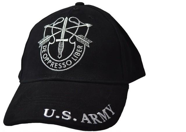 引続きセール主力商品20%OFF!  【ミリタリー】US ARMY グリーンベレー キャップ【キャップ】