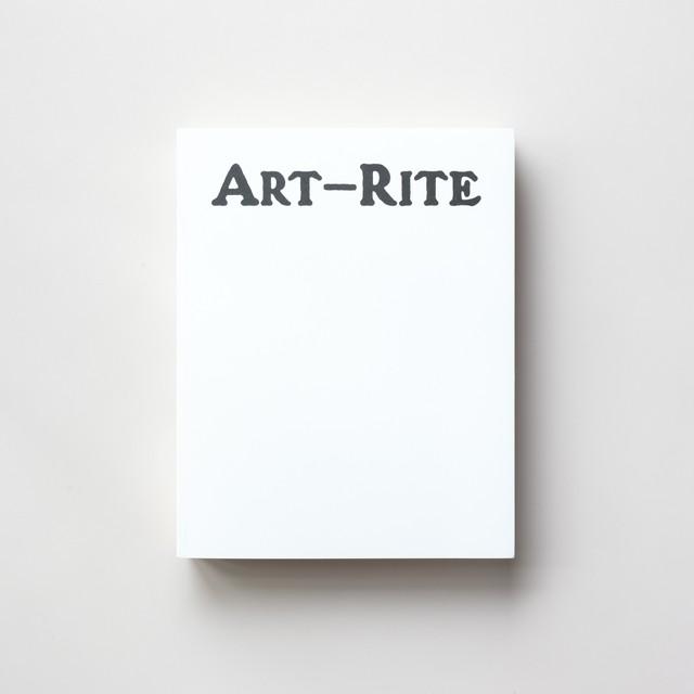 Art-Rite by Edit DeAk and Walter Robinson