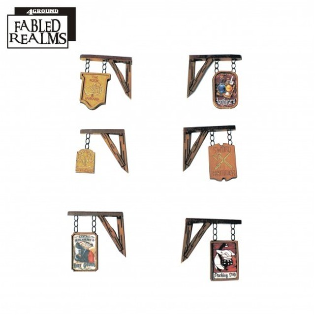 【予約発注】Pub and Shop Signs 28S-FAR-A02