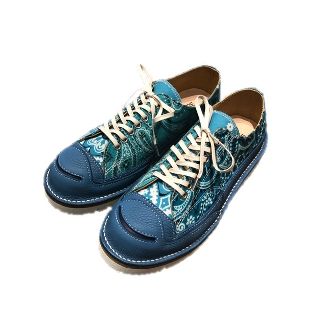 CHILDREN OF THE DISCORDANCE Bandana Sneaker Blue