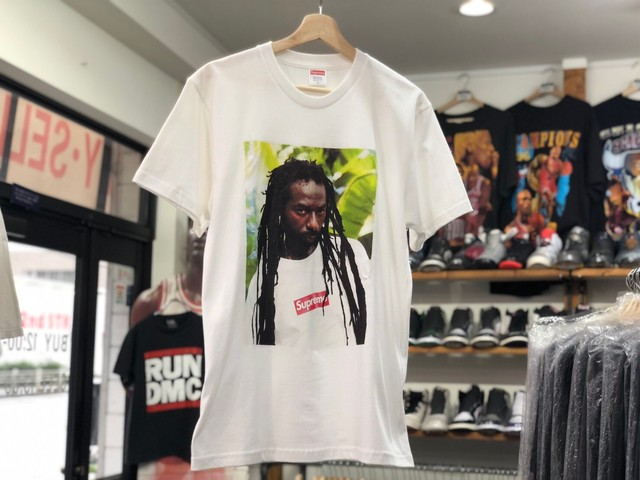 Supreme BUJU BANTON TEE WHITE SMALL