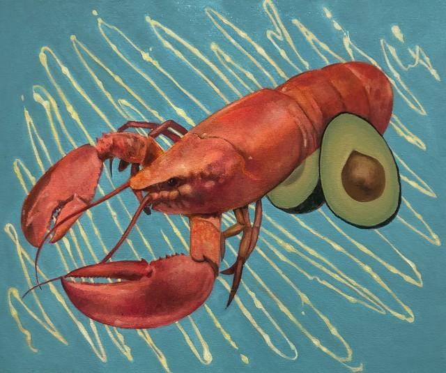 Avocado Shrimp / アボカドシュリンプ