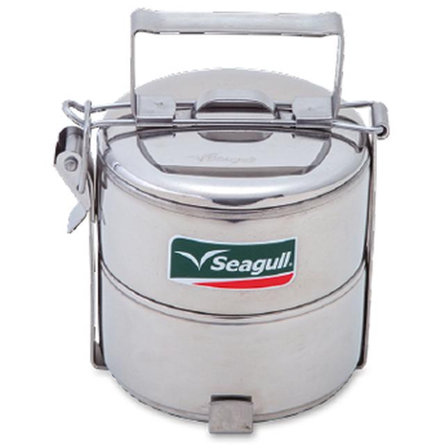 efim ( エフィム ) seagull フードキャリア 12*3 お弁当箱 シーガル アウトドア キャンプ テント キャンピング ランチ ボックス 調理器具 クッキング