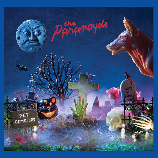 The Paranoyds / Pet Cemetery(750 Ltd 7inch)