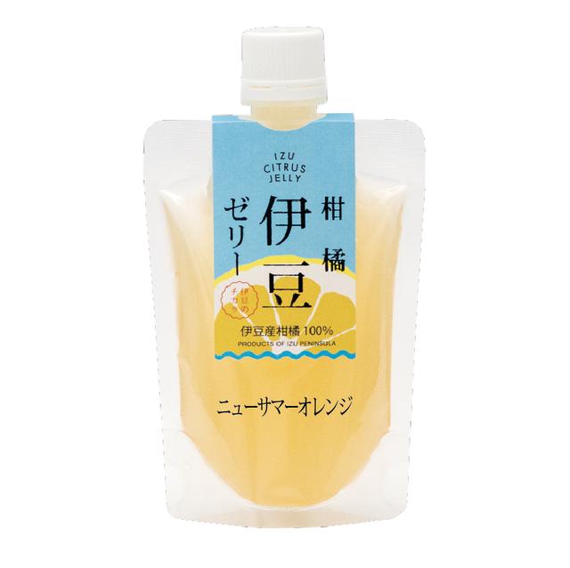 伊豆柑橘ゼリー ニューサマーオレンジ