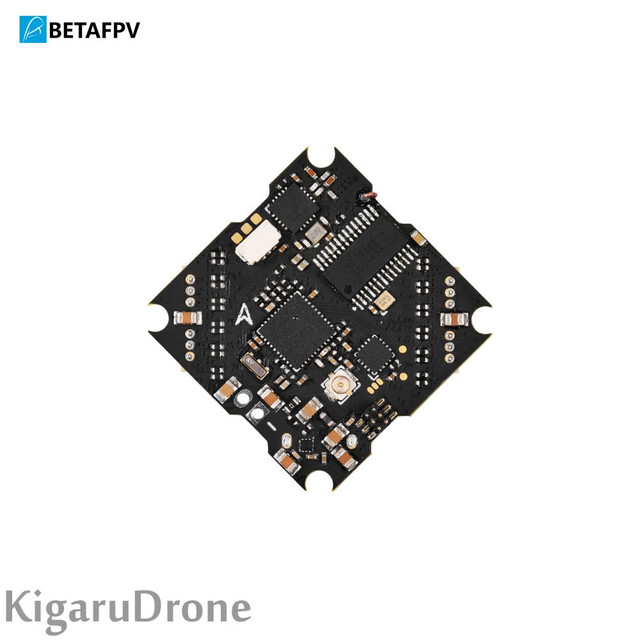 【Meteor65V2 1S純正FC】 F4 1S AIO Brushless Flight Controller フライトコントローラー (Frsky / Futaba RX)