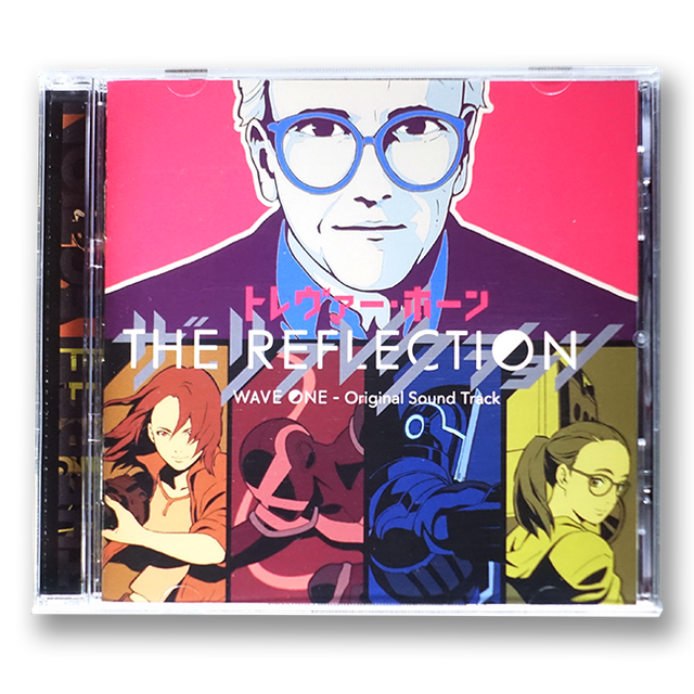 Trevor Horn -『THE REFLECTION WAVE ONE - Original Sound Track』(通常盤) - メイン画像