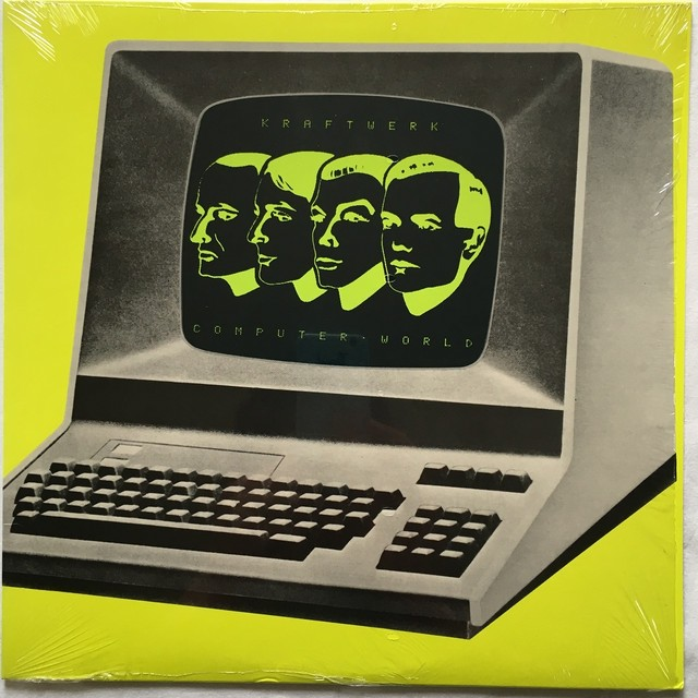 【LP ・米盤】Kraftwerk / Computer World