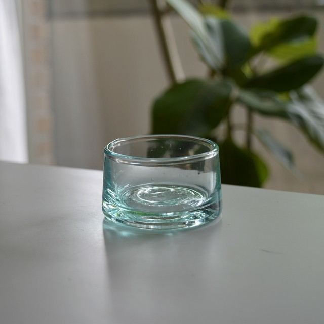 SØMME / MORCCO GLASS bowl mini