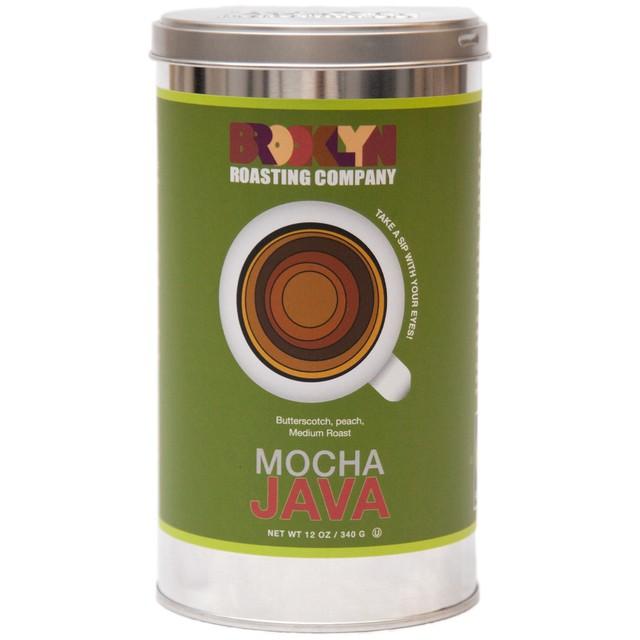 Mocha Java  12oz 缶入り(340g)