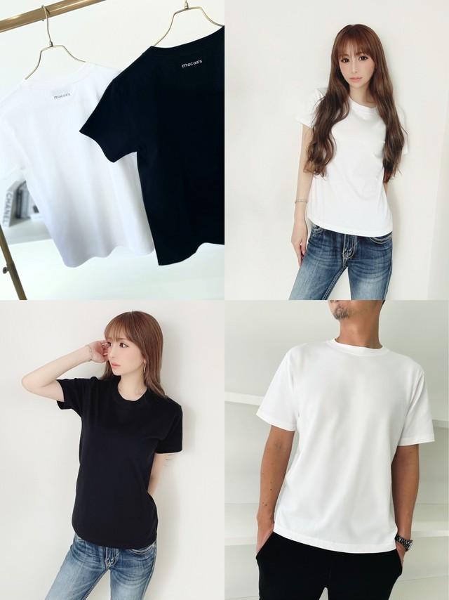 再入荷!mocoa'sスタンダードTシャツ ¥3,900+tax