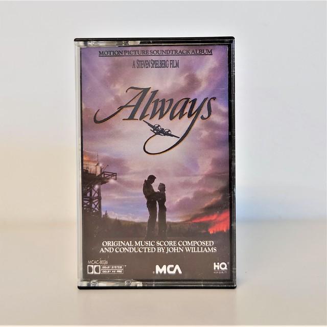 [中古カセット]  John Williams – Always (Motion Picture Soundtrack Album)