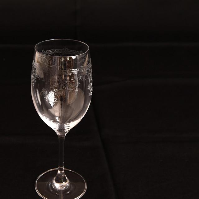 Dutch Style Vin Blanc ワイングラス 350ml(rh-0406)