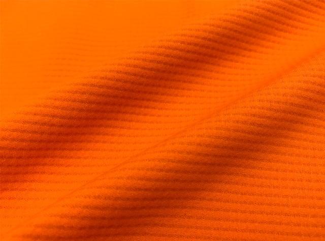ミストラル ユニセックス [ HP-DRY(ハイドロフォビックドライ) 半袖Tシャツ -エムドット- ] ORANGE