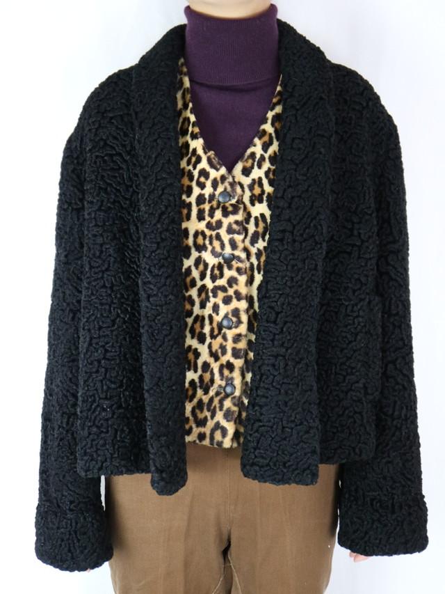 short design coat【5325】