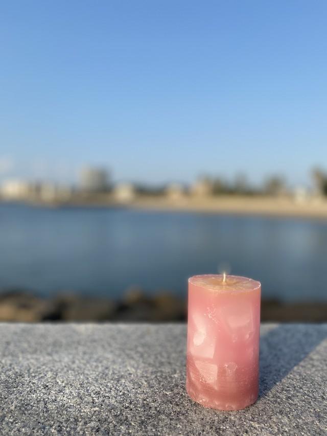 インスピレーション  Candle(Sサイズ)