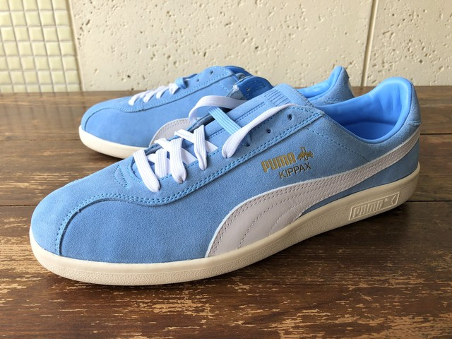 "PUMA KIPPAX ""MANCHESTER CITY FC"" (TEAM LIGHT BLUE-PUMA WHITE-WH T)"