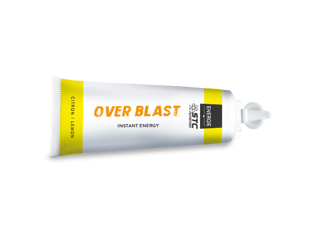 【STC】 OVER BLAST ENERGY (Lemon Mint)