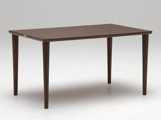 【カリモク60】ダイニングテーブルW1300 モカブラウン