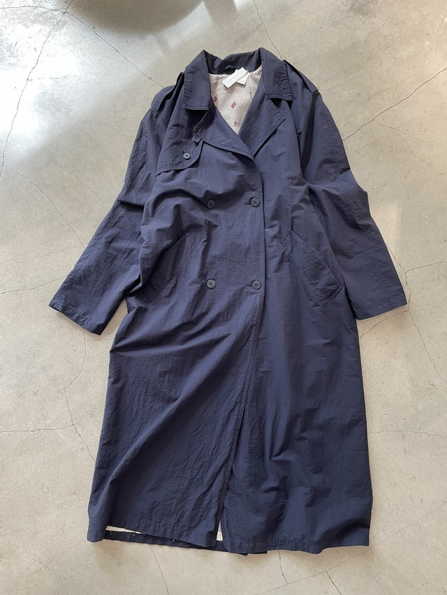 made in Finland Euro vintage trench coat