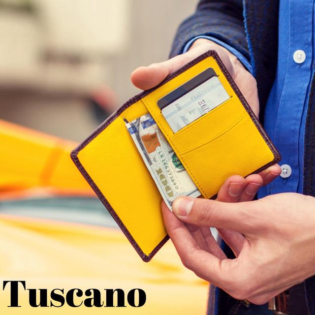 本革 カードケース 名刺入れ クロコ STORY LEATHER ストーリーレザー Tuscano 国内正規品