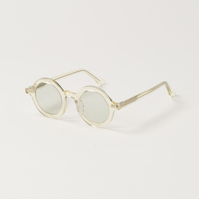 Side Effects Eye Products / SE01 Sunglasses[Champagne Yellow]