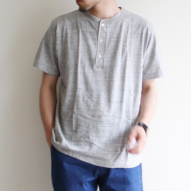 is-ness【 mens 】poket t-shirts