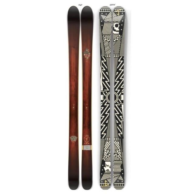 【予約】J skis - ファストフォワード「ワイルドカード」限定版スキー【特典付き】