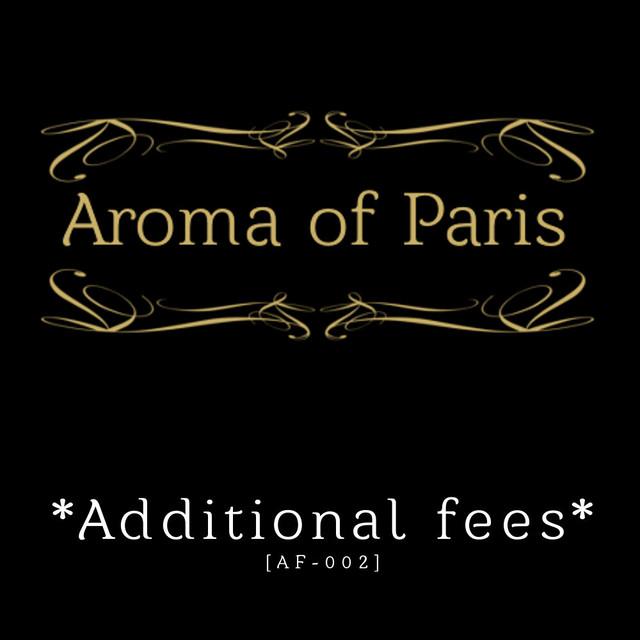 追加料金 購入ページ[Additional fees 002]