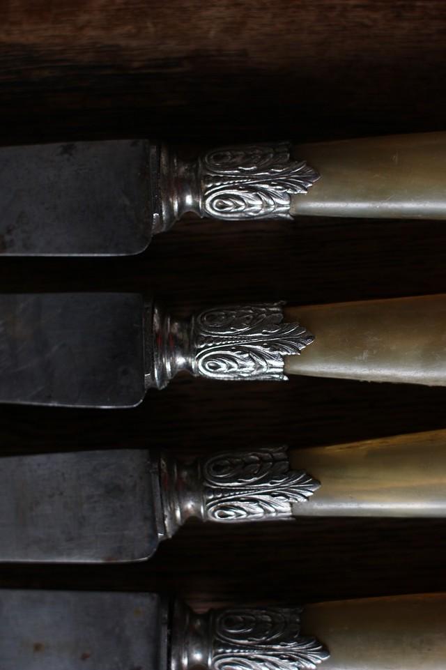 アンティークナイフ