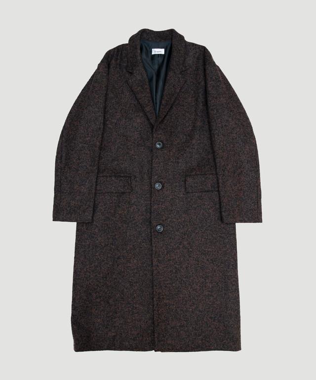 Lownn Nove Coat Brown 19AW-LOW-NC