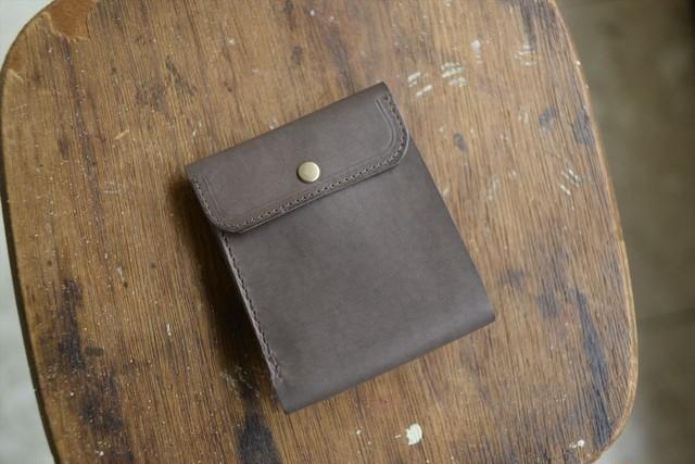 イタリア革の大容量の財布