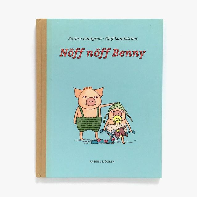 オーロフ&レーナ・ランドストルム「Nöff nöff Benny(ぶぅぶぅベニー)」《2007-01》