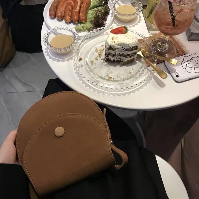◆予約◆PU scrub mini bag