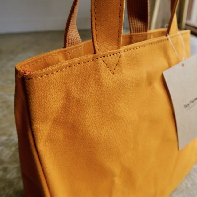 Water proof canvas Bag(orange)