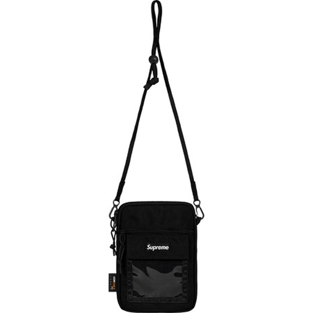 Supreme SS19 Utility Pouch Shoulder Bag