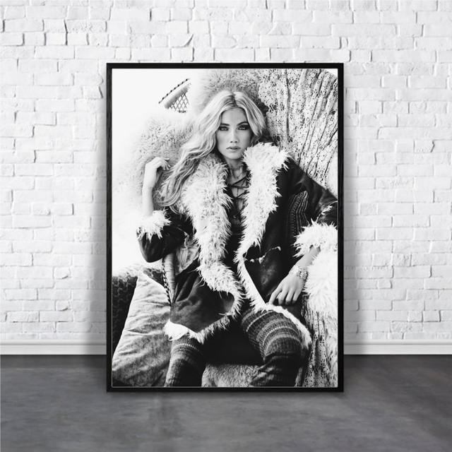 アートポスター Fashion Modelデザイン