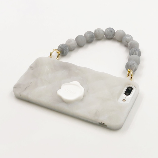 MARBLE SEAL STAMPED for iPhone8/7/6s/6 Plusケース