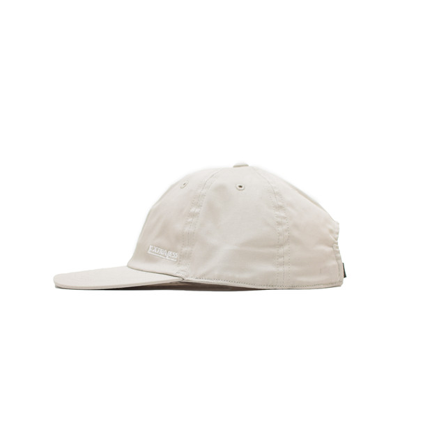 EXTRALESS Extraless Logo Type Cap Sand EX19SS0009