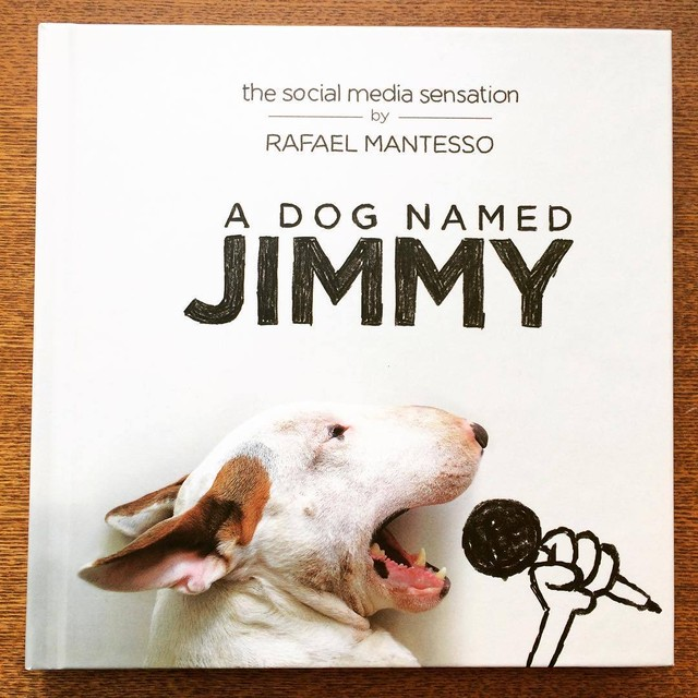 写真集「A Dog Named Jimmy/Rafael Mantesso」 - メイン画像