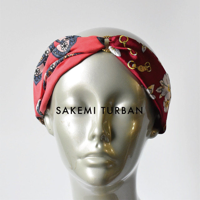 SAKEMI TURBAN / No,10102-2 #2