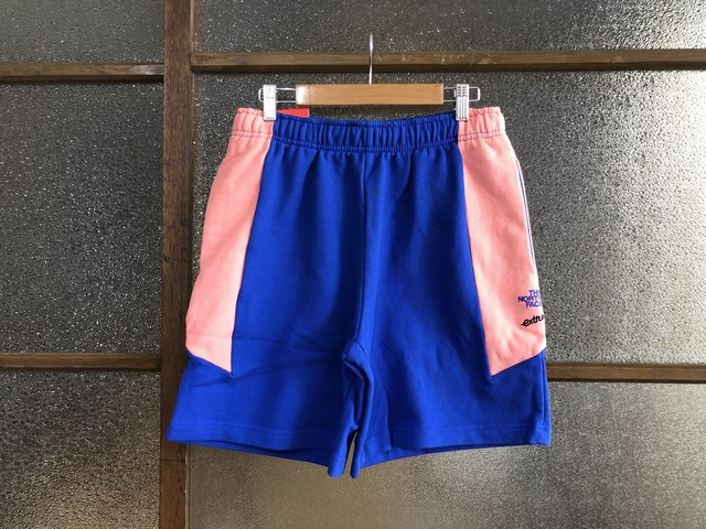 THE NORTH FACE XTREME BLOCK SHORT PANTS (TNF BLUE/MIAMIPK)