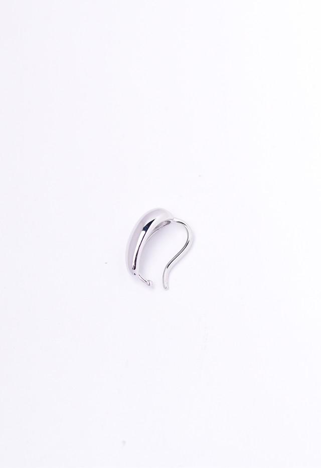 drop ear cuff /silver