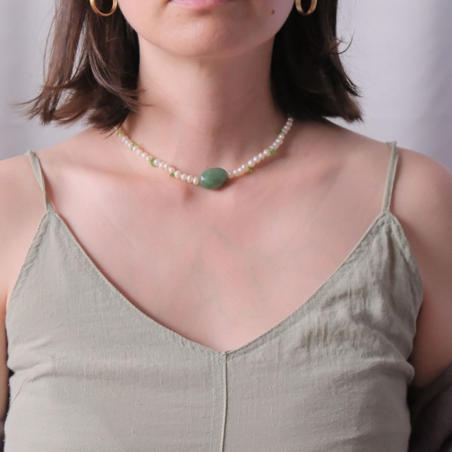The Pop Baroque Pearl Necklace Collection: 8