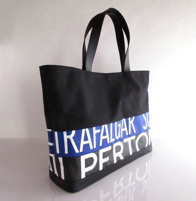 Tote Bag (L) / Black  TLB-0015
